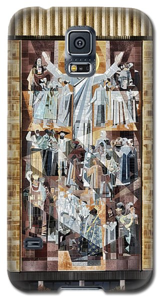 Touchdown Jesus Galaxy S5 Case