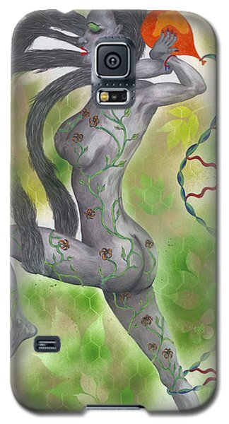 Touched By Nature Galaxy S5 Case by Kenneth Clarke
