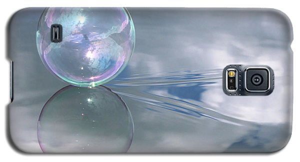 Touching The Clouds Galaxy S5 Case by Cathie Douglas