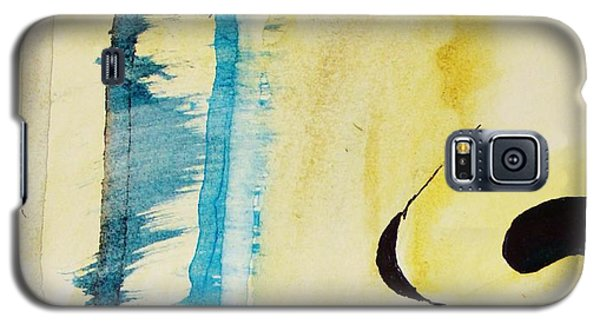 Galaxy S5 Case featuring the painting Tougher Than You Think 2 by Michael Cross