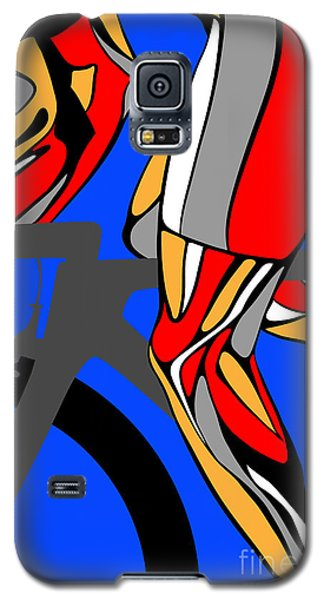 Tour Legs Galaxy S5 Case