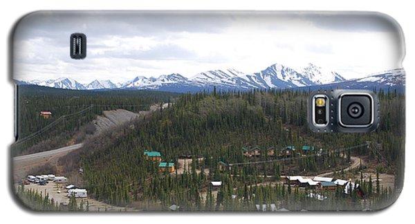 Tourist Central Denali Alaska Galaxy S5 Case