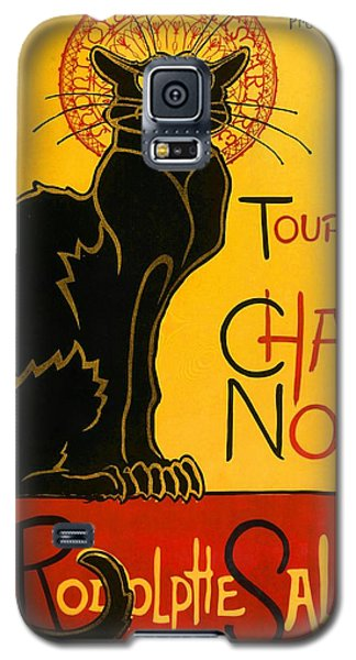 Tournee Du Chat Noir Galaxy S5 Case