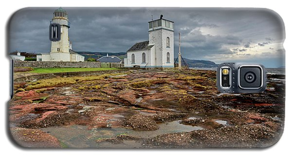 Toward Lighthouse  Galaxy S5 Case by Gary Eason