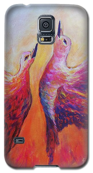Towards Heaven Galaxy S5 Case