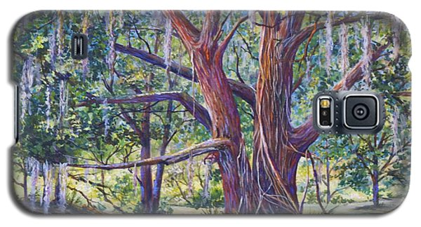 Towards Indian Mound Galaxy S5 Case by AnnaJo Vahle