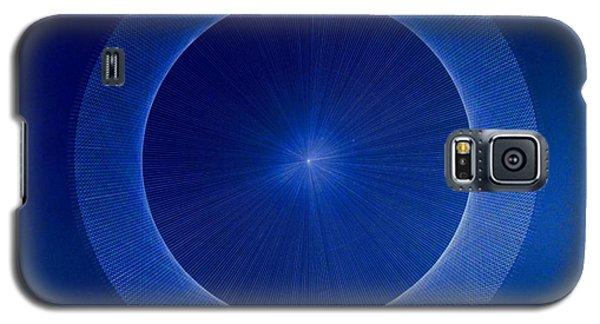 Towards Pi 3.141552779 Hand Drawn Galaxy S5 Case
