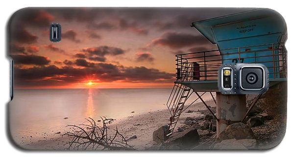 Tower 27 Galaxy S5 Case by Larry Marshall