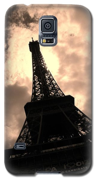 Tower And The Sky Galaxy S5 Case