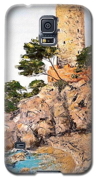 Tower At Playa De Aro Galaxy S5 Case
