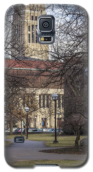 Tower At U Of M Galaxy S5 Case