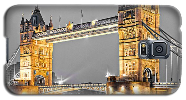 Tower Bridge - London - Uk Galaxy S5 Case by Luciano Mortula