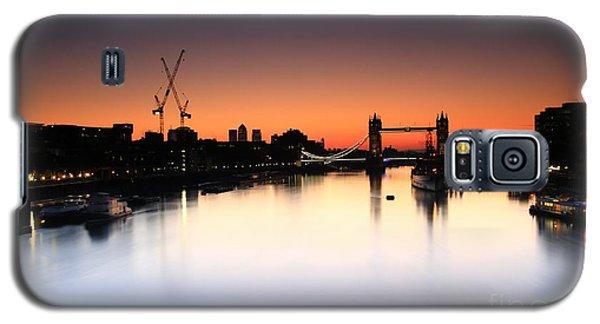 Tower Bridge 2 Galaxy S5 Case