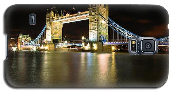 Galaxy S5 Case featuring the photograph Tower Bridge London by Mariusz Czajkowski