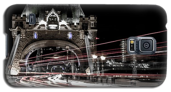 Tower Of London Galaxy S5 Case - Tower Bridge London by Martin Newman