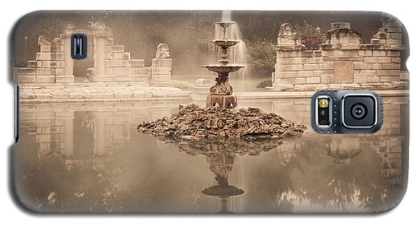 Tower Grove Fountain Galaxy S5 Case