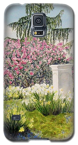 Tower Hill Center Galaxy S5 Case by Carol Flagg
