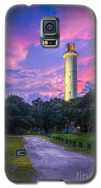 Tower In Sulfur Springs Galaxy S5 Case