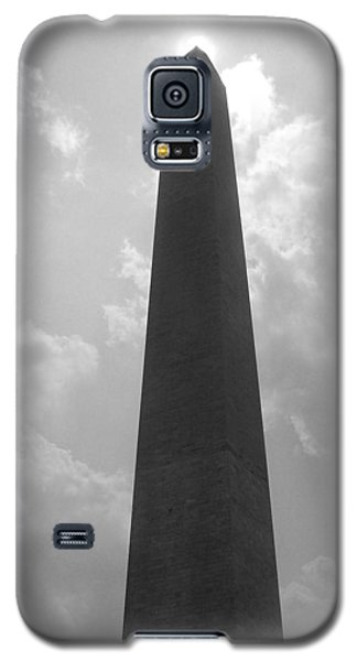Tower In The Sky Galaxy S5 Case