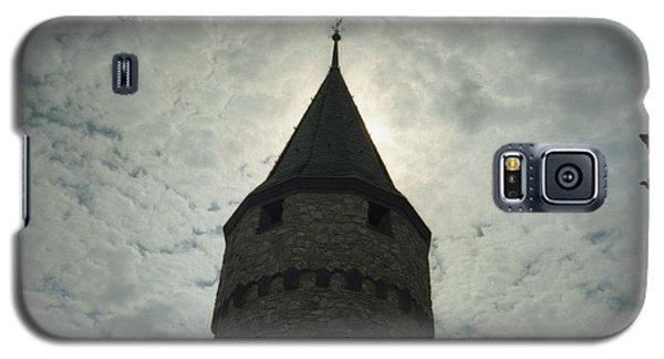Castle Galaxy S5 Case - Tower  by Juan  Bosco