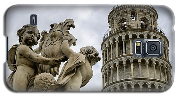 Tower Of Pisa Galaxy S5 Case