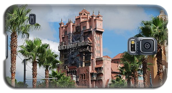 Tower Of Terror  Galaxy S5 Case