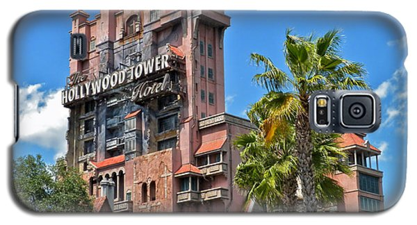 Tower Of Terror Galaxy S5 Case by Thomas Woolworth