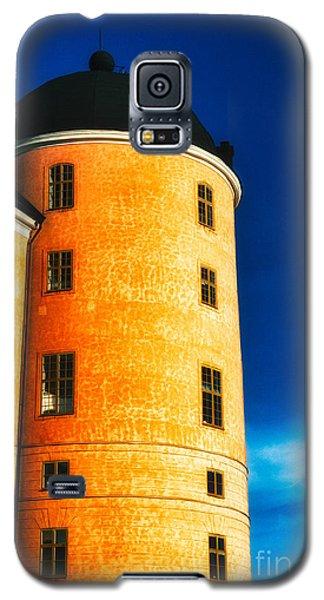 Tower Of Uppsala Castle - Sweden Galaxy S5 Case
