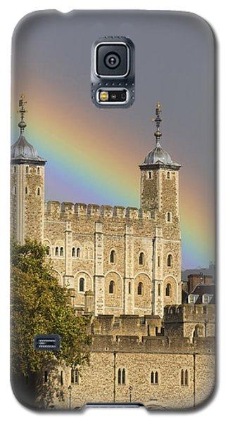 Tower Rainbow Galaxy S5 Case