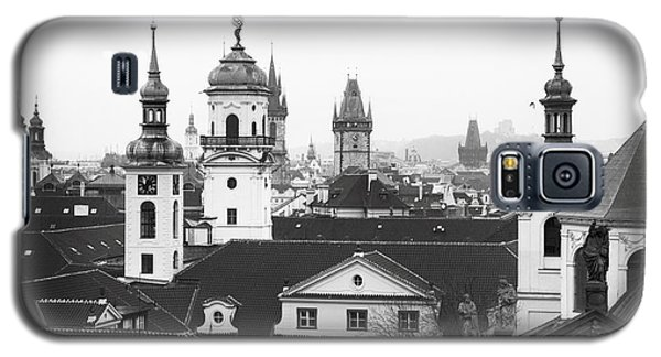 Towers Of Prague Galaxy S5 Case
