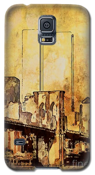 Galaxy S5 Case featuring the photograph Towers Remembered  by Adam Olsen