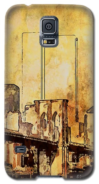 Towers Remembered  Galaxy S5 Case