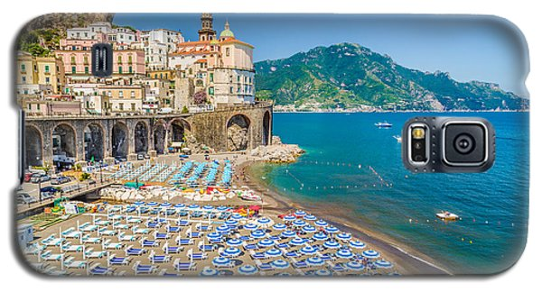 Town Of Atrani Galaxy S5 Case