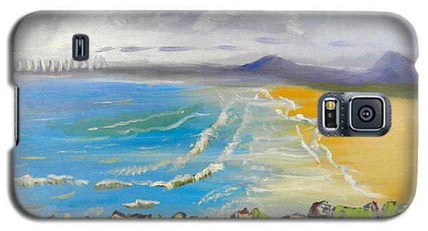 Towradgi Beach Galaxy S5 Case by Pamela  Meredith
