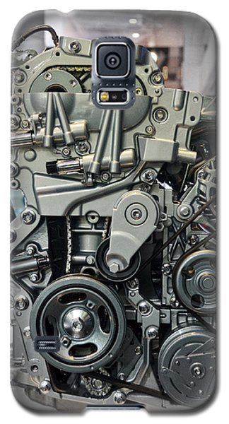 Toyota Engine Galaxy S5 Case