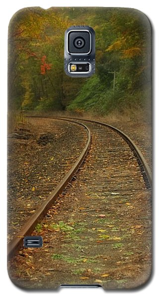 Tracking Thru The Woods Galaxy S5 Case