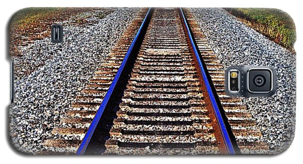 Tracks To Somewhere Galaxy S5 Case