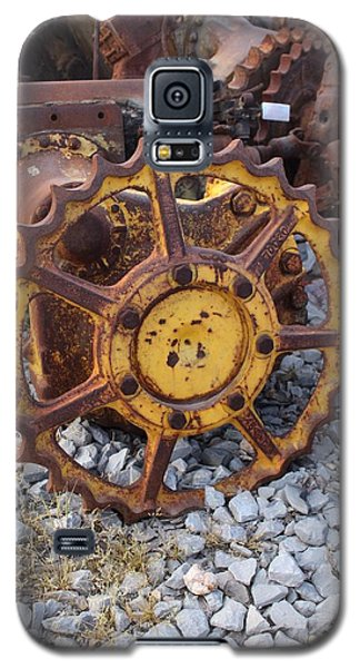 Tractor Graveyard Kentucky  Galaxy S5 Case