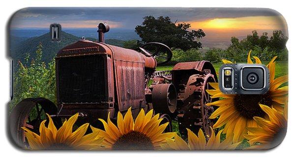 Tractor Heaven Galaxy S5 Case