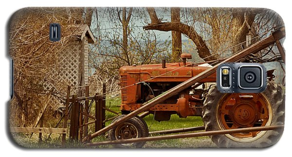 Tractor On Us 285 Galaxy S5 Case
