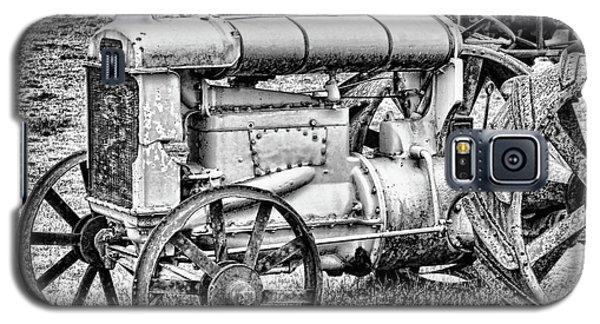 Tractor Galaxy S5 Case