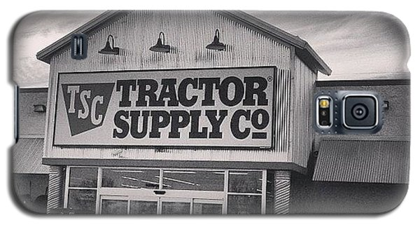 Professional Galaxy S5 Case - Tractor Supply Store by Kay Pickens