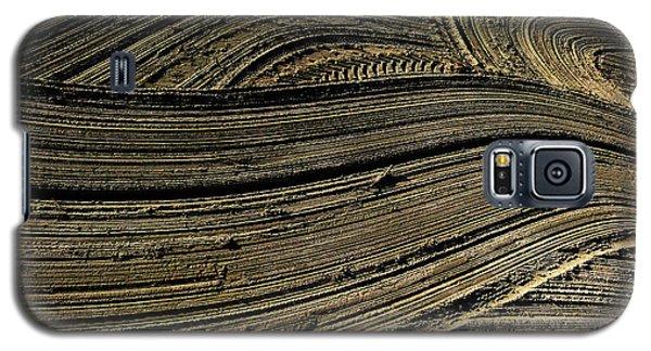 Tractor Swirl Galaxy S5 Case