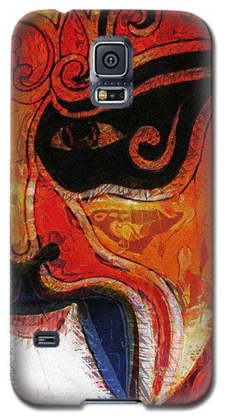 Traditional Chinese Opera Mask Galaxy S5 Case