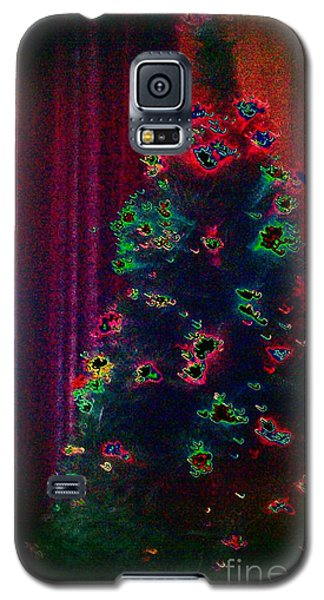 Traditional Christmas Galaxy S5 Case