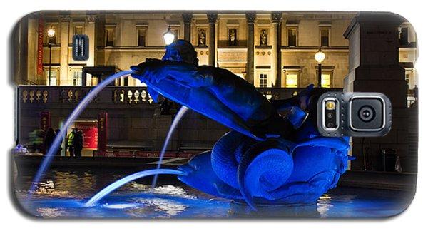 Trafalgar Square At Night Galaxy S5 Case