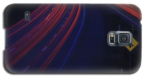 Trail Blazing Galaxy S5 Case by Shelley Neff