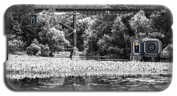 Train Bridge Galaxy S5 Case