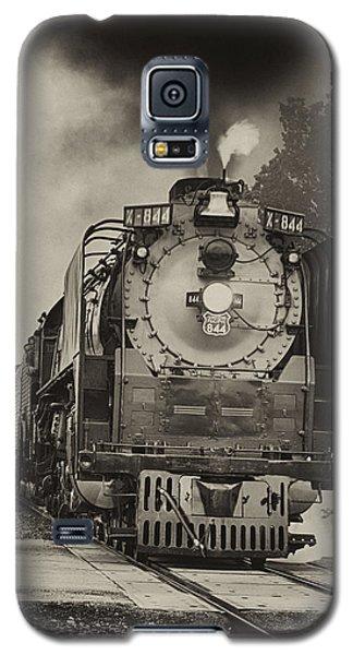 Train Engine Close Pass Galaxy S5 Case