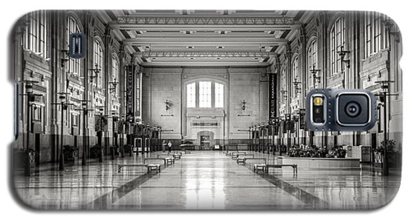 Train Station Galaxy S5 Case